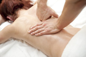 have an acuoressure massage today with Richard Wain