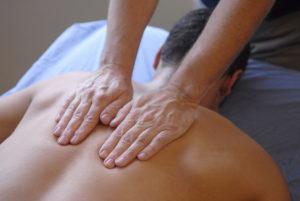 Whole body holistic massage Richard Wain Dartford