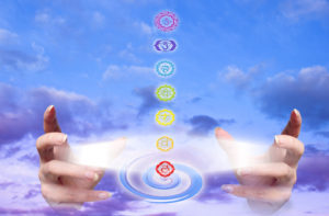 Chakras for Reiki and Healing in Dartford
