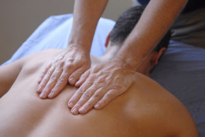Whole body holistic massage Richard Wain Dartford